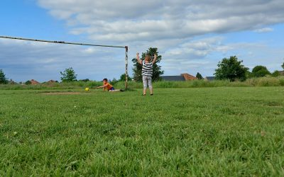 Dads, Sport and Stress Relief
